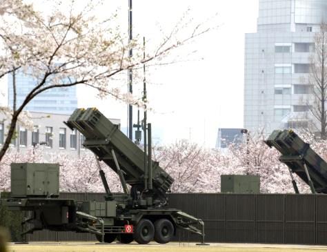 Image: Japanese air defense