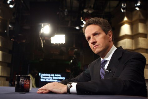Image: Timothy Geithner