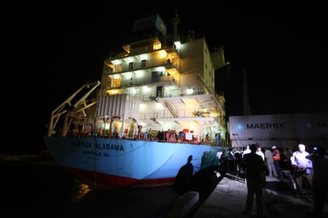 Image: Maersk Alabama