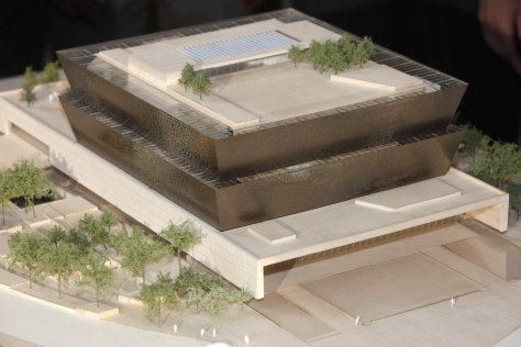 Image: Design for National Museum of African American History and Culture