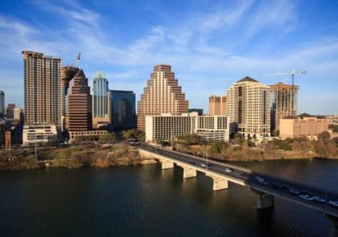Image: Austin, Texas skyline