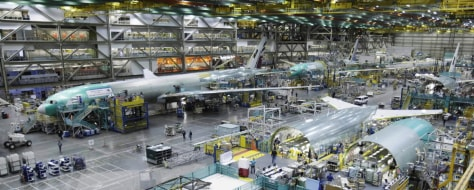 Image: Boeing factory