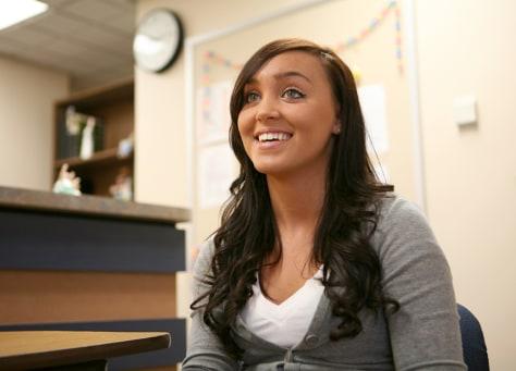 Image: Paige Bowers, 18, Elkhart, Indiana