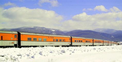 Image: Ski Train