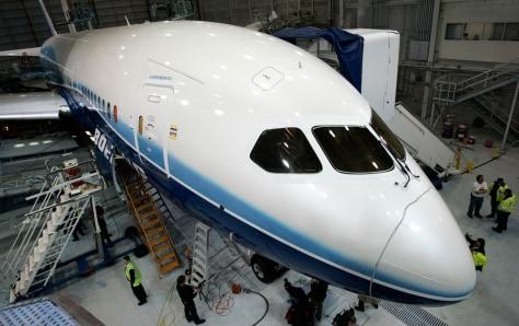 Image: 787 Dreamliner