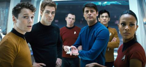 Image: Scene from Star Trek