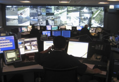 Image: Chicago Office of Emergency Management and Communications