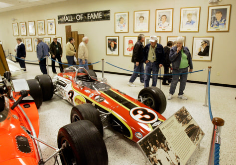 Image: Indianapolis Motor Speedway Museum