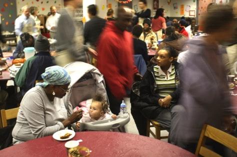 Image: Homeless shelter