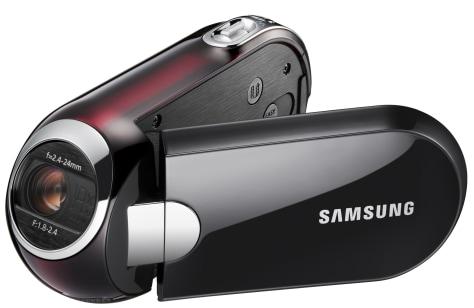 Image: Samsung SMX-C14 camcorder