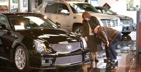 Image: Auto dealer