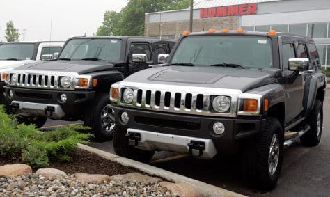 Image: Hummers