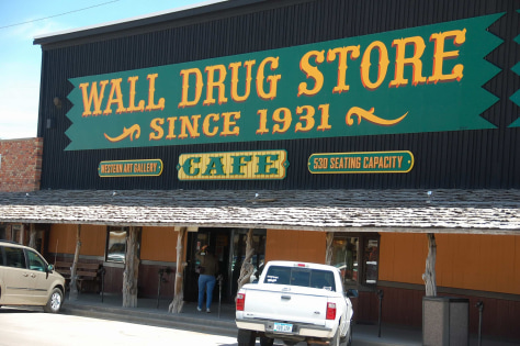 Image: Wall Drug