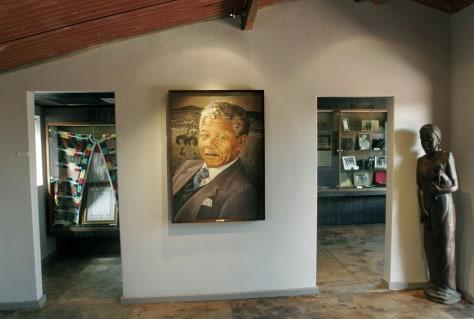 Image: Mandela House Museum