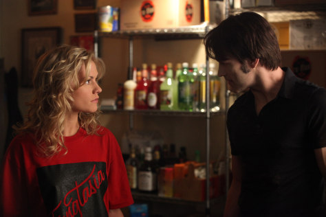 "Image: Anna Paquin, Stephen Moyer in ""True Blood"""