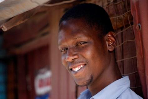 Image: George Hussein Onyango Obama