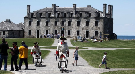 Image: Old Fort Niagara