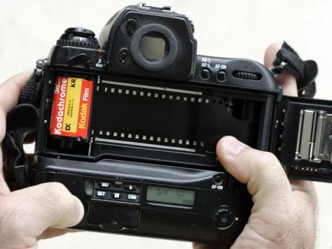 Image: Kodachrome