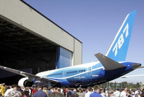 Image: Boeing 787 Dreamliner