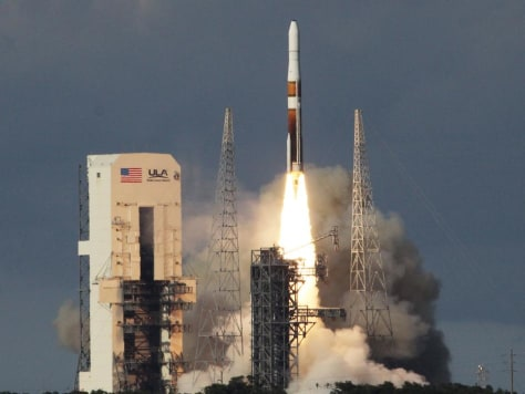 Image: GOES-O launch