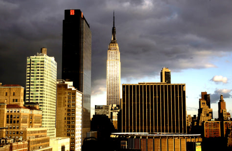 Image: The Empire State Building in New York