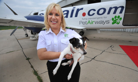 Image: Alysa Binder, Pet Airways