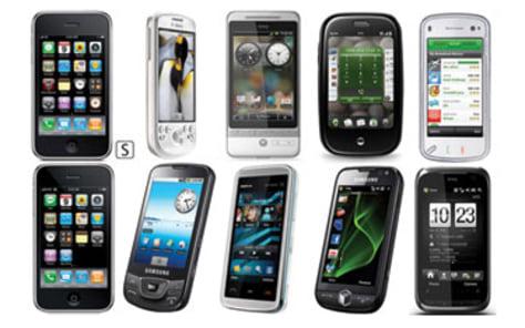 Image: Phones
