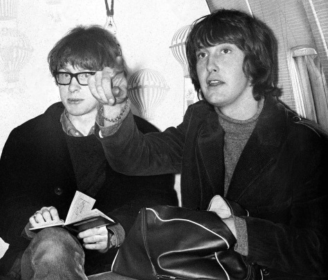 Image: Gordon Waller and Peter Asher