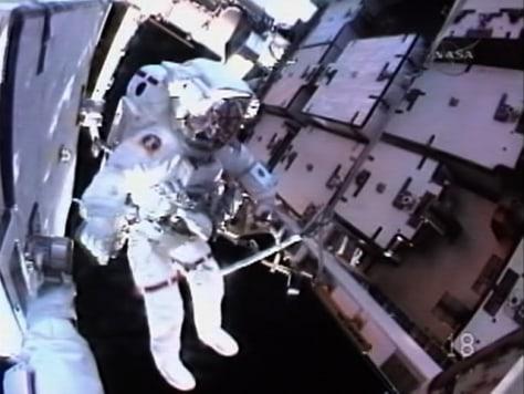 Image: Spacewalker