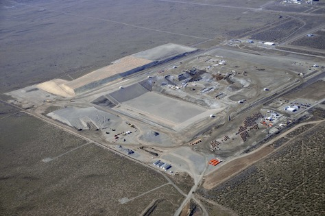 Image: Hanford disposal facility