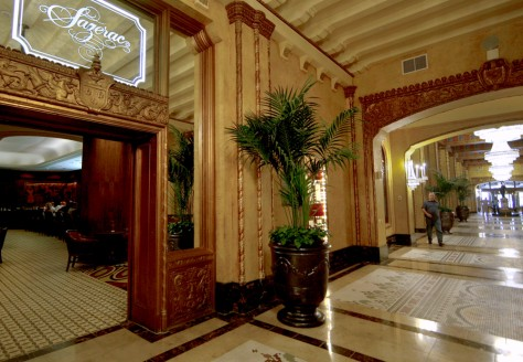 Image: Inside the Roosevelt Hotel