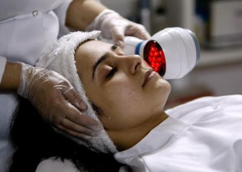 Image: Cosmetic procedures in Saudi Arabia