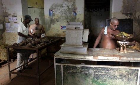 Image: Cuba energy crisis