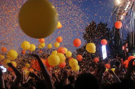 Image: Pitchfork Music Festival