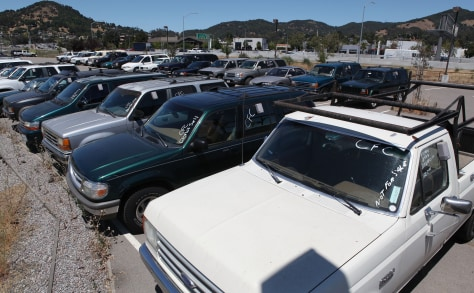 Image: Gov't to Extend Funding To Cash For Clunkers Car Exchange Program