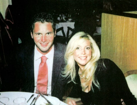 Image: George Allen Smith IV, and his wife, Jennifer Hagel Smith