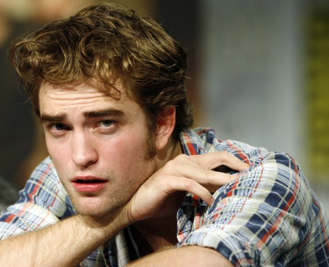 Image: Robert Pattinson