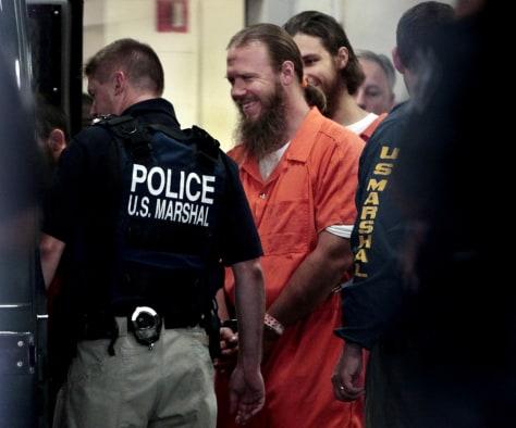 Image: Terror suspect Daniel Patrick Boyd