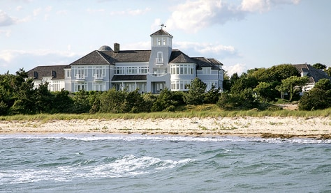 Image: home at West Hyannisport, Mass.
