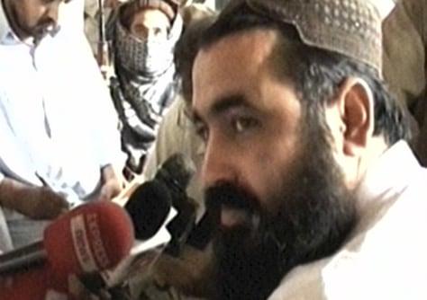 Image: Taliban leader Baitullah Mehsud