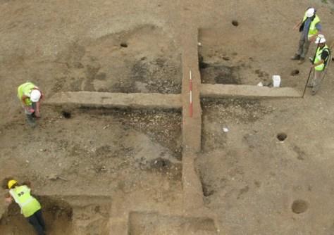 Image: Stone Age dwelling