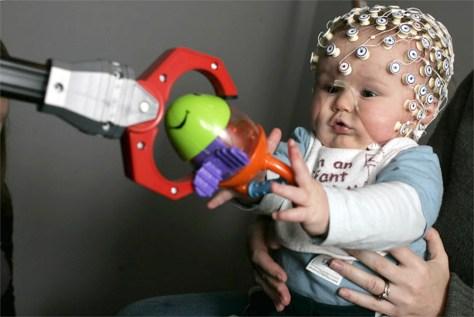 Image: Baby EEG