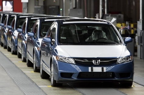 Image: Honda Assembly Line