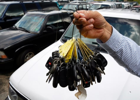 Image: Lots of keys