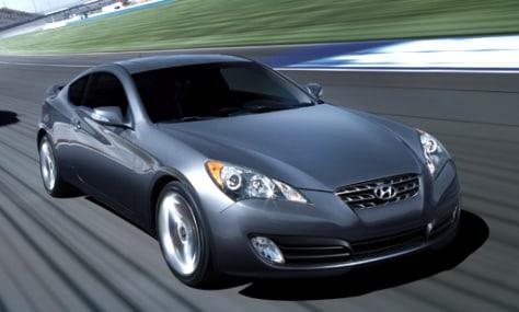 Image: 2010 Hyundai Genesis Coup