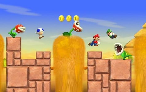 Image: New Super Mario Bros. Wii