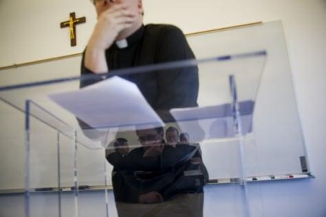 Catholic seminarians dating