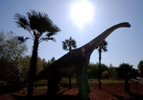 Image: brachiosaur