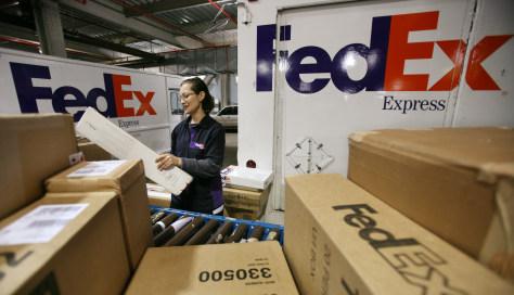 Image: FedEx