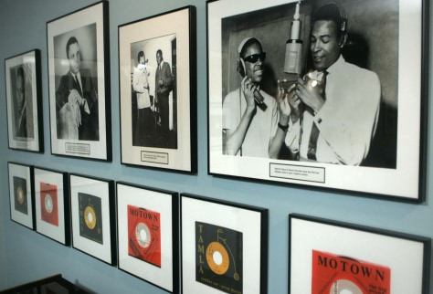 Image: Photo collection at Motown
